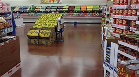 Grocery Store & Supermarket Flooring   Bakery & Deli Epoxy