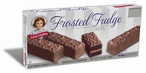 Frosted Fudge Cakes | Little Debbie