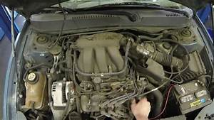 How To Do An Oil Change On A Ford Taurus    Mercury Sable