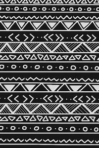Black and White Aztec | Wallpapers | Pinterest | Black ...