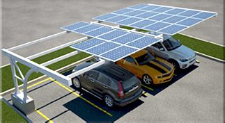 Commercial Solar Carports  Wholesale Carport Mounted Pv