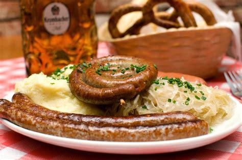 the cuisine cognorbis german cuisine