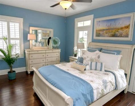 romantic coastal bedroom decorating ideas