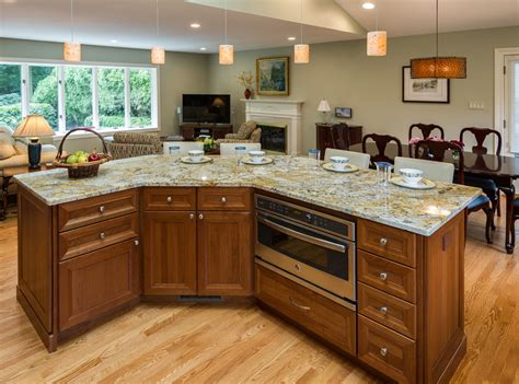 open kitchen floor plans with islands openfloorkitchen after island remodeling company 9007