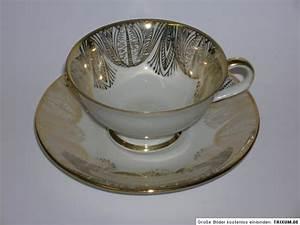 Bavaria Elfenbein Porzellan Goldrand : antike mokkatasse bavaria elfenbein porzellan ebay ~ Michelbontemps.com Haus und Dekorationen