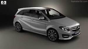 Futur Mercedes Classe B : mercedes benz b class w246 urban line 2014 by 3d model store youtube ~ Gottalentnigeria.com Avis de Voitures