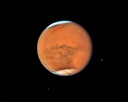 Mars Planet Saturn Earth Storm Days Hemisphere