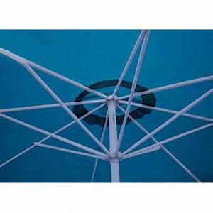 Sonnenschirm 350 Cm : alu marktschirm sonnenschirm 350 cm blau mit kurbel ~ Buech-reservation.com Haus und Dekorationen