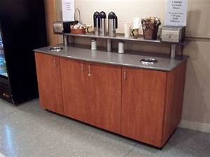 TSN Manufacturing - Custom Commercial Counters, Kiosks