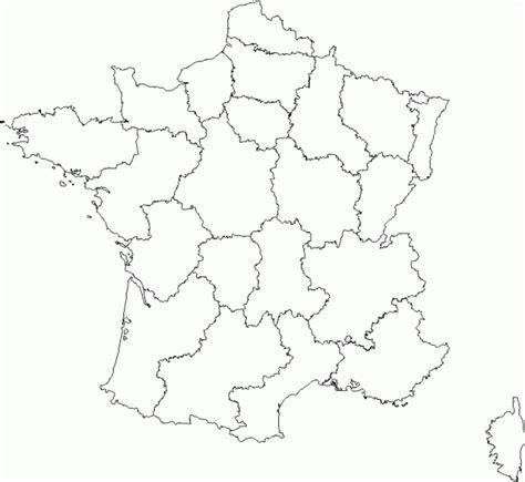 Carte De Le Gaulois 2010 Complete by Exercice De Geographie Sur Les R 233 Gions De