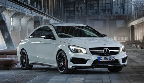 Mercedes Picture by Mercedes Cla45 Amg Leaked Photos Caradvice