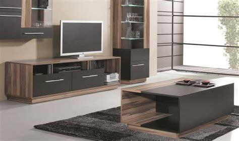 pack meuble t 233 l 233 design table basse design salon black