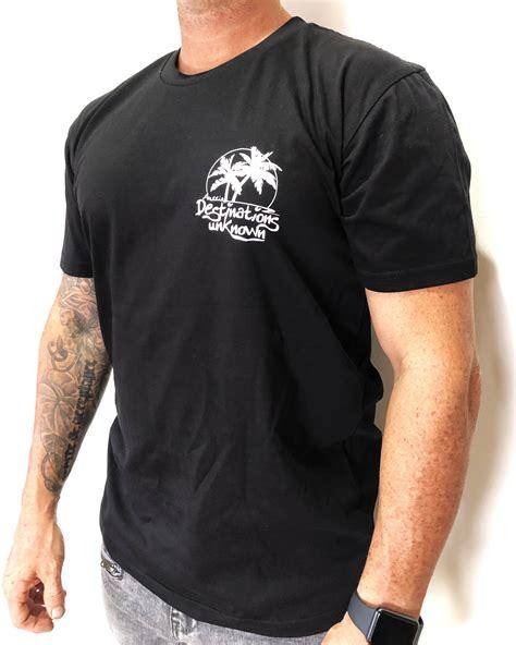 Men's ADU TShirt - Aussie Destinations Unknown