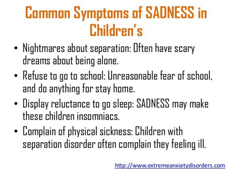anxiety in preschoolers symptoms separation anxiety in children 888