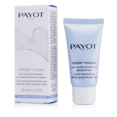 payot hydra masque ml payot hydra 24 masque multi hydrating skin quenching mask