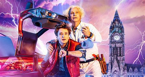 A musical version of cult 1980s film back to the future will premiere in manchester in 2020 before transferring to london's west end. 'Back to the Future' musical heading to London's West End - Attitude.co.uk