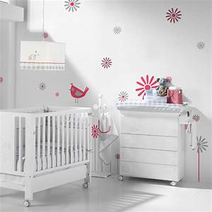 chambre bebe blanche With creer deco chambre bebe