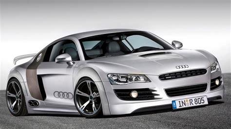 Audi Sports Car-hd Wallpaper