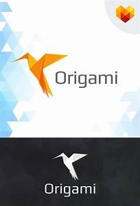 Origami Logo Template  66577