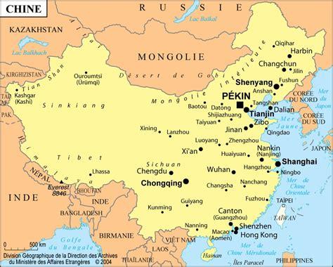 Shanghai Carte Du Monde by Asie G 233 Ographie