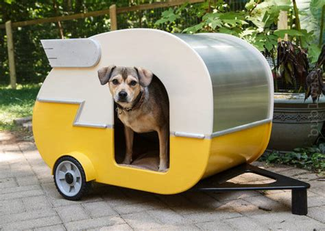 cozy canine campers dog house