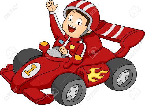 Race Car Clipart For Kids