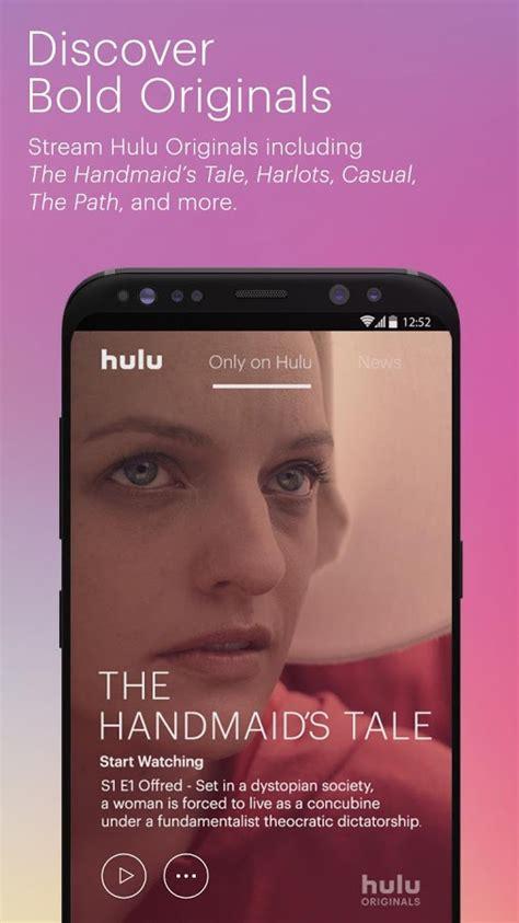 hulu app android hulu introduces live tv service alongside