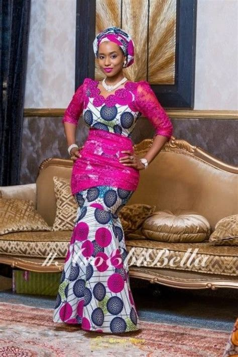 Top Nigerian Fashion Ankara Women Dresses 2016   Fashionte