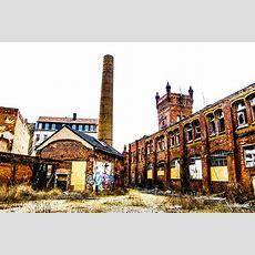 Alte Fabrik In Leipzig Foto & Bild  Deutschland, Europe