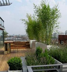 Bambou A Planter : paravent en bambou pour le balcon id es de design feng shui ~ Premium-room.com Idées de Décoration