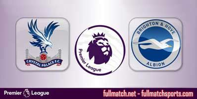 Crystal Palace vs Brighton Hove Albion Highlights Full Match