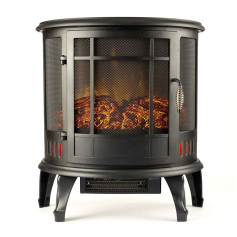 electric fireplace heaters stunning  practical