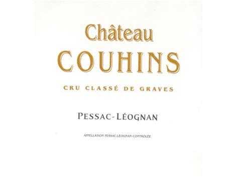 Le Bureau Villenave D Ornon by Ch 226 Teau Couhins Cru Class 233 De Graves Blanc Pessac
