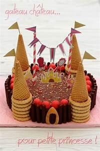 Image De Gateau D Anniversaire : g teau d 39 anniversaire ch teau de princesse amandine ~ Melissatoandfro.com Idées de Décoration