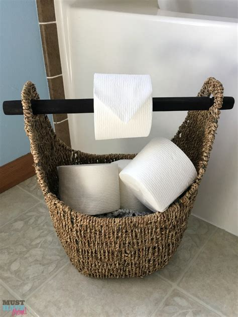 target toilet paper cesta porta papel higiénico manualidades