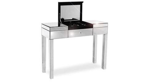 le bureau blanche janna la coiffeuse miroir design mobilier moss
