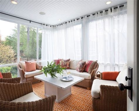 Sunroom Remodel Ideas by 17 Best Ideas About Sunroom Window Treatments On