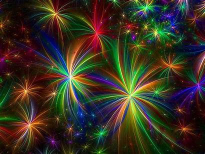 Fireworks Colorful Graphics Celebration Firework Wallpapers Abstract