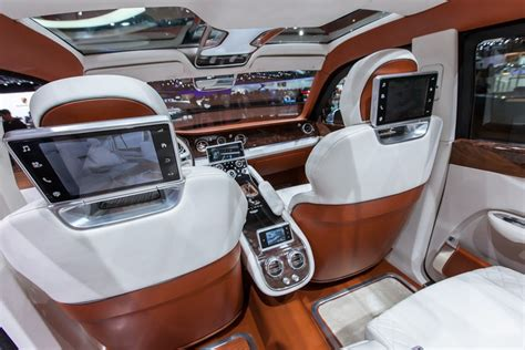 new bentley interior a review of the new bentley suv due on sale in 2016