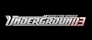 NFS Underground 3 logo by GyroxOpex on DeviantArt