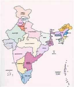 Very Interestin... India Map Quotes