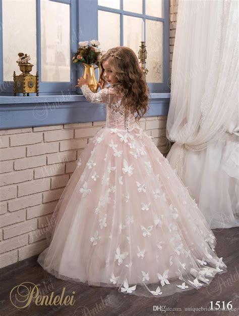 pin  grace leli  bras girls  communion dresses