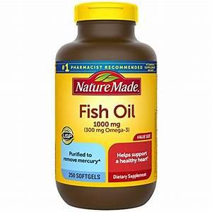 Top 10 Fish Oils Of 2020