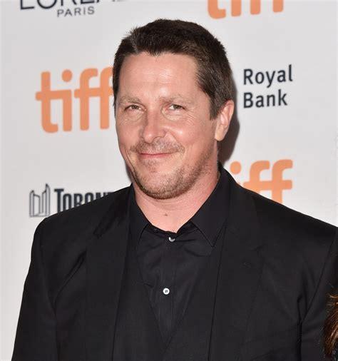 Almost Unrecognisable Batman Actor Christian Bale