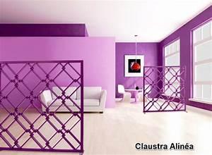 Claustra Decoratif Interieur : perfect claustra alina with claustra decoratif interieur ~ Teatrodelosmanantiales.com Idées de Décoration