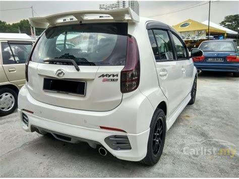 Perodua Myvi 2011 Se 1.5 In Kuala Lumpur Automatic