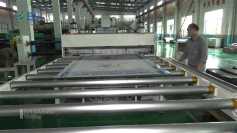 darren aluminium composite panel production technology process youtube