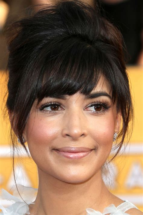 5 Kinds of Bangs and Face Shapes to Fit 'Em 2017