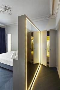 comment realiser une belle deco avec un miroir design With couleur peinture pour couloir 13 le miroir mural grande taille accessoire pratique et