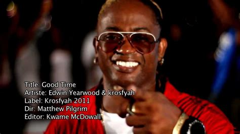 New Edwin Yearwood Good Time 2011[offical Music Video] Youtube